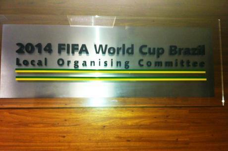 Visita del COL Brasil 2014