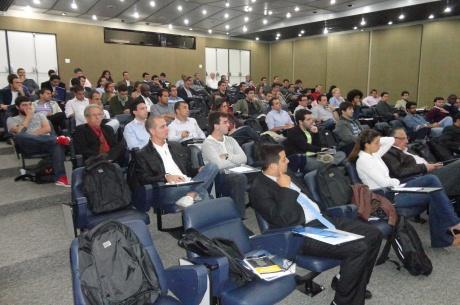 Etudiants du Programme FIFA/CIES au Brésil