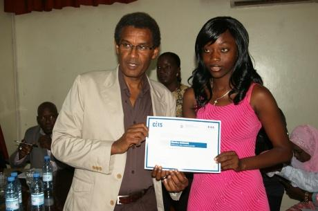Diploma awards 2011