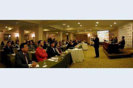 Conferencia sobre el patrocinio deportivo
