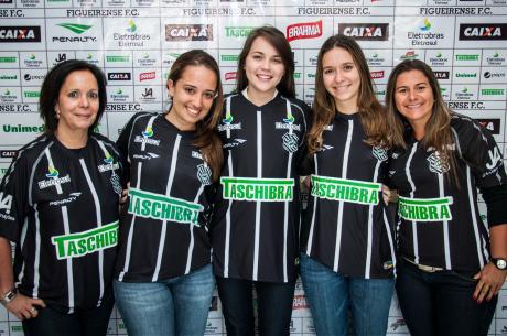 Visite du Figueirense FC